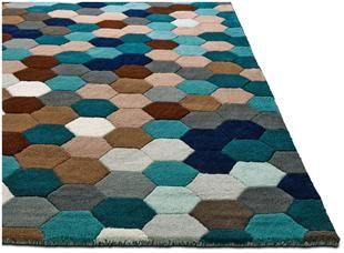 Perfect carpet. Great min of my favorite warm and cold colours:) Boconcept