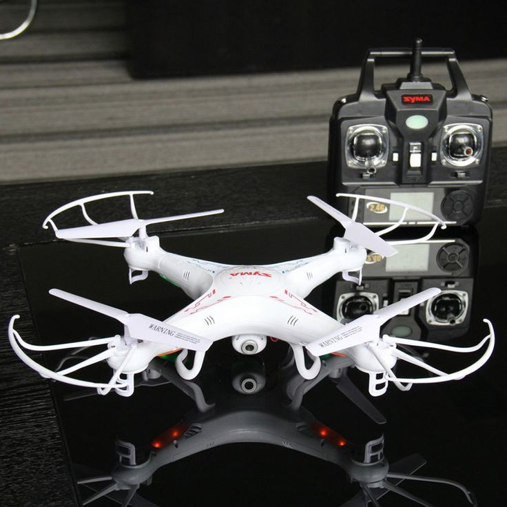 Syma X5C RC Quad Copter With Camera