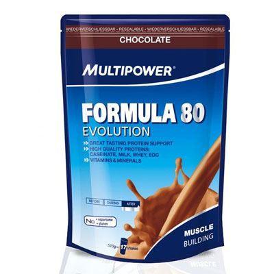 Multipower Formula 80 510 gr Kompleks Protein Tozu