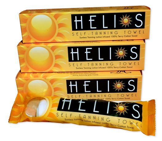 FREE Helios Self Tanning Towel - http://www.guide2free.com/beauty/free-helios-self-tanning-towel/