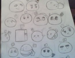 More APH Mochis ((no repins, please))