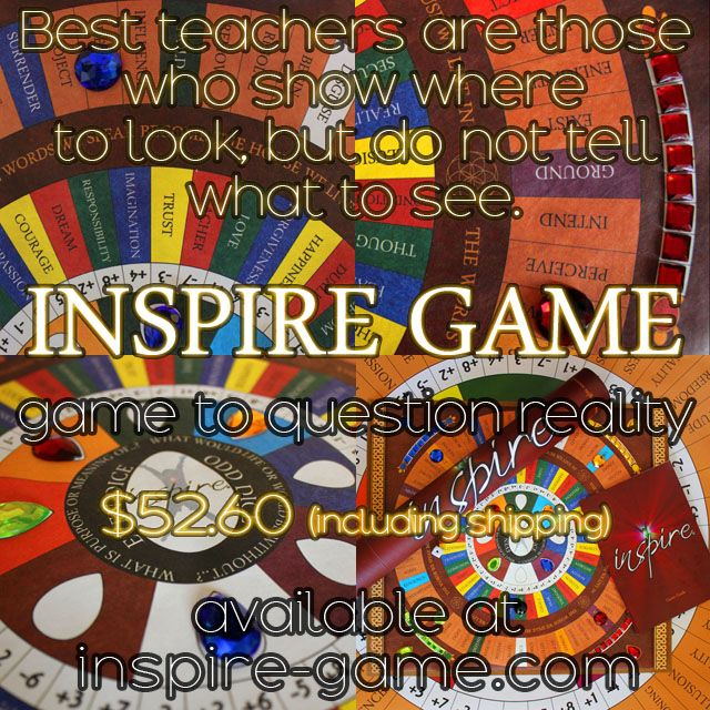 Inspire Game available at inspire-game.com