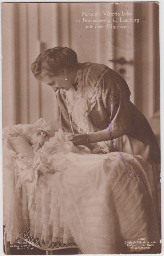 Viktoria Luise von Preußen - 1915