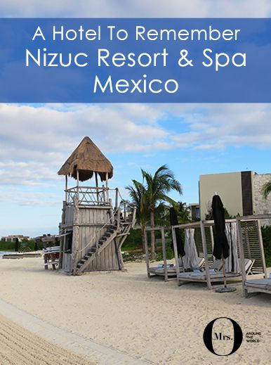Some beaches at Nizuc Resort & Spa, Mexico are adults only or suitable for families, and it works very well! Also at the resort, there are 3 pool areas in addition to the 2 beach areas. This is the kids' pool.