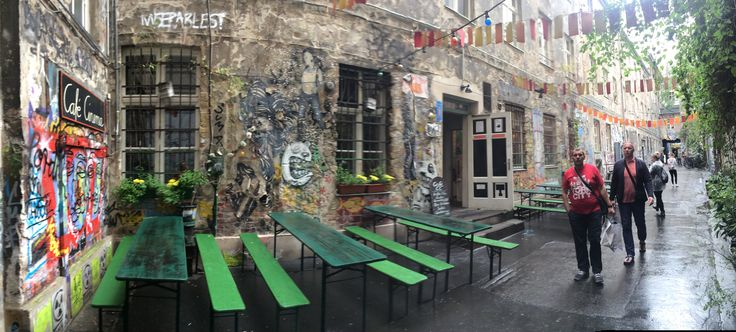the cinema cafe, berlin
