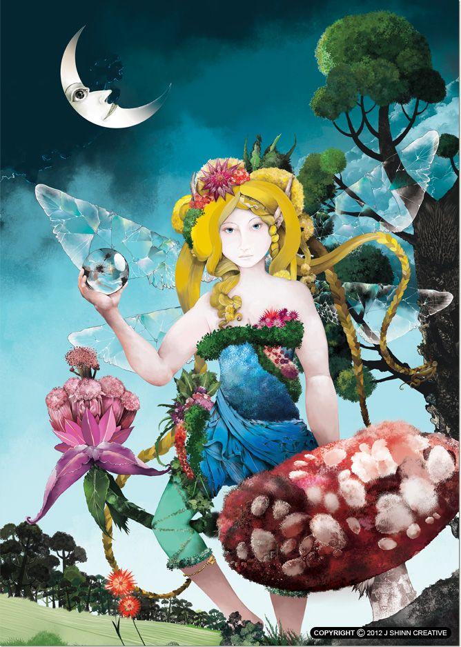Full image of Fairy 'Sprite'