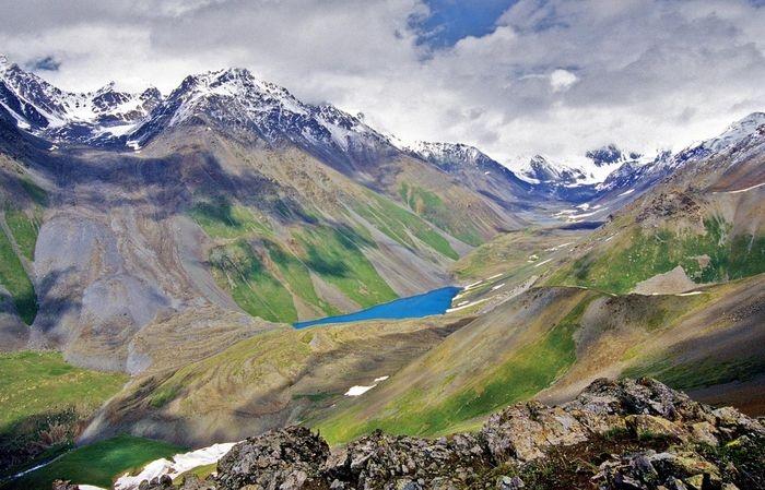 Tian Shan / Kasachstan / Kirgisien