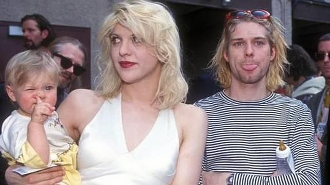 Una carta revela el odio de Kurt Cobain hacia Courtney Love: «Es ...