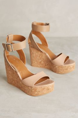 Lien.Do Lien. Do Dulce Wedges Black Wedges #anthrofave