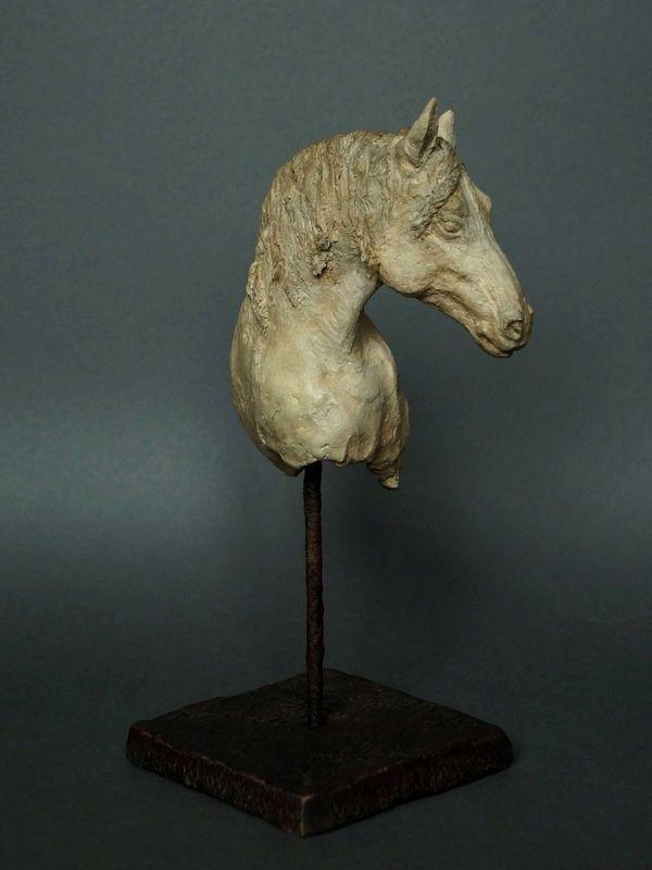 Escritor - ceramiczne konie