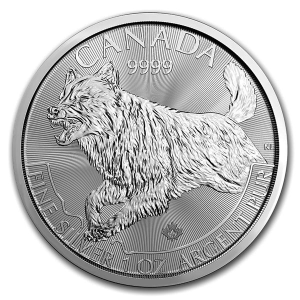 2018 Canada 1 Oz Silver Predator Series Wolf Psw 2018 40 98 Aydin Coins Jewelry Buy Gold Coins Silver Coins Silver Bar Gold Bullion Silver Bullion In 2020 Predator Series Silver Coins Gold Coins