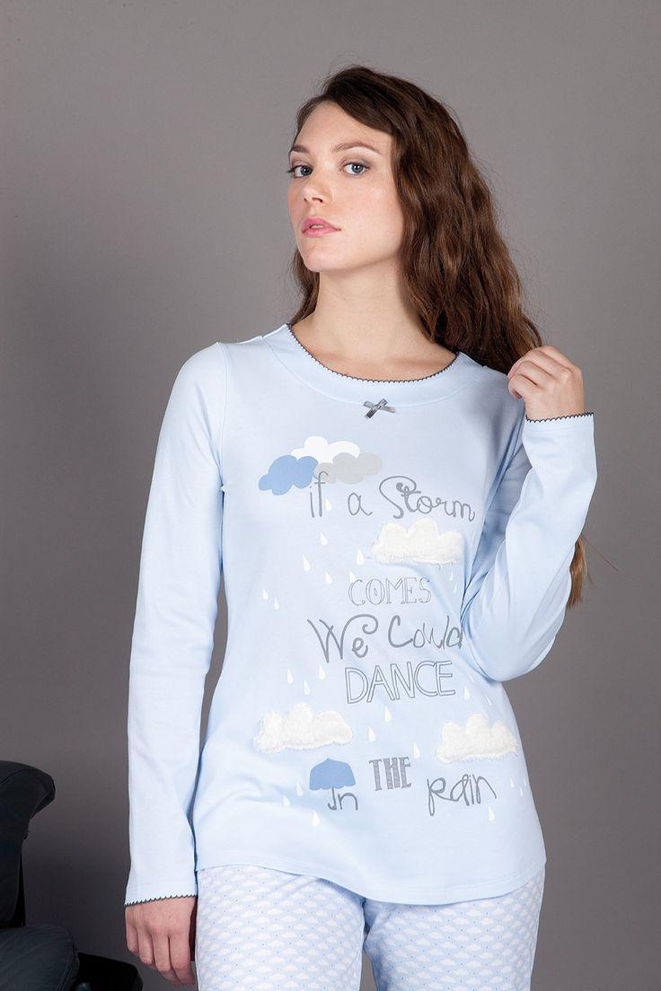 Pijama de nubes de Señoretta