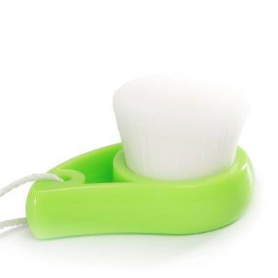 Handmade Hollow Plastic Handle Soft Facial Clean Brush $7.96