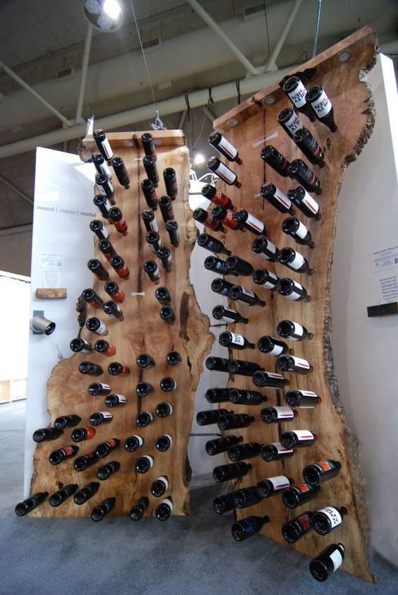 The Original and Unique Solid Wood Wine Racks
