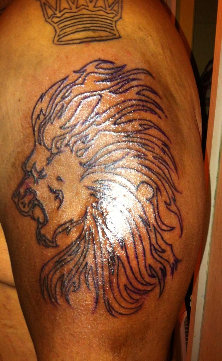 Airplane tattoo designs bodysstyle - Lion Tattoo