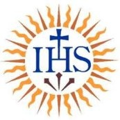 Anyone who is familiar with Jesuit education and Jesuit mission will recognize this symbol.