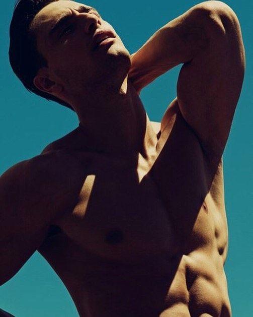 Hot gay body massage