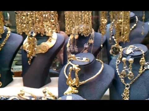 Gold Souk Dubai: VIDEO
