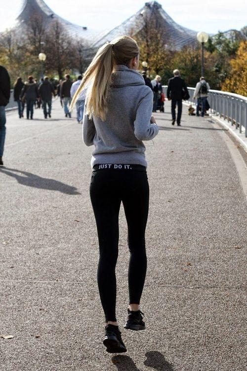 I feel like a jog this afternoon...
