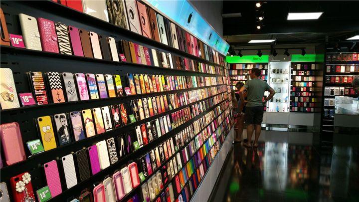 finest selection 7e810 49605 002 Phone Accessories Shop Interior Design - Custom Mobile Cell ...