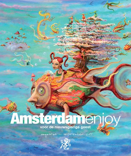 Cover augustus - september 2011. Kamiel Proost
