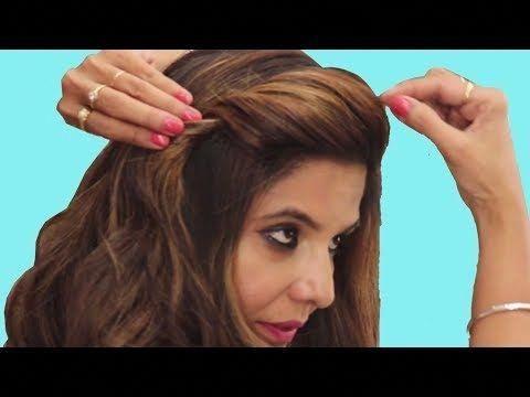Simple hairstyle 3gp #frisurendutt #selve #communion #long hair #trendy