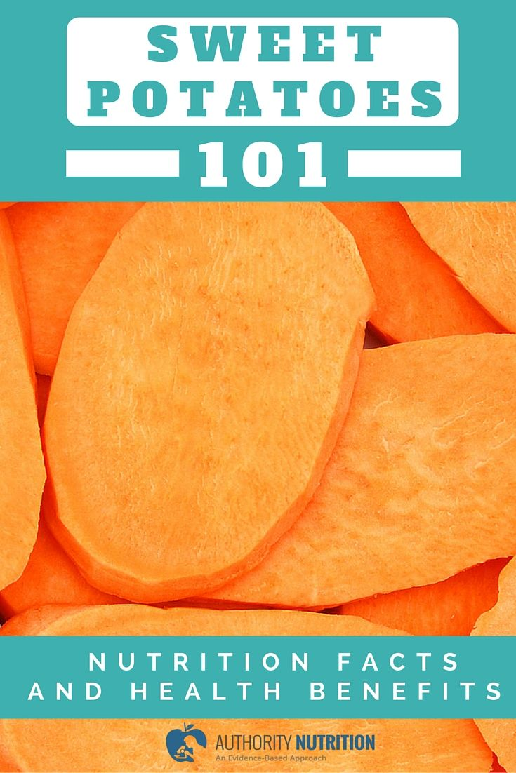 This is a detailed review of sweet potatoes, looking at the nutrition facts and health benefits. They are high in many nutrients, and taste delicious. Learn more here: https://authoritynutrition.com/foods/sweet-potatoes/