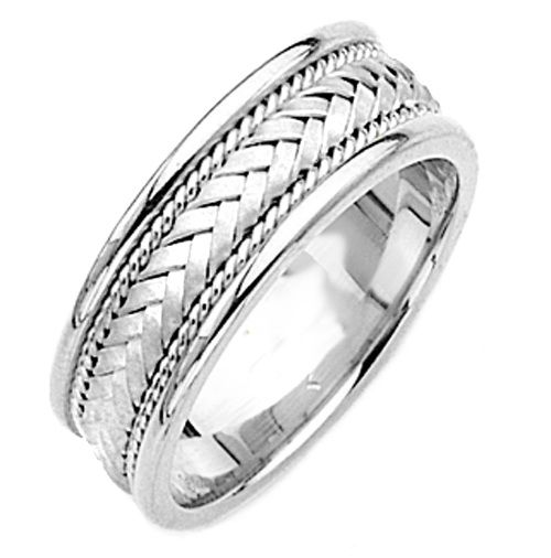 polynesian wedding ring idea for my samoan husband to be - Hawaiian Wedding Rings