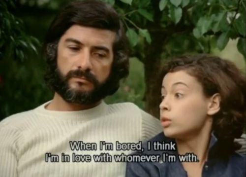 Claire's Knee (1970) - Eric Rohmer