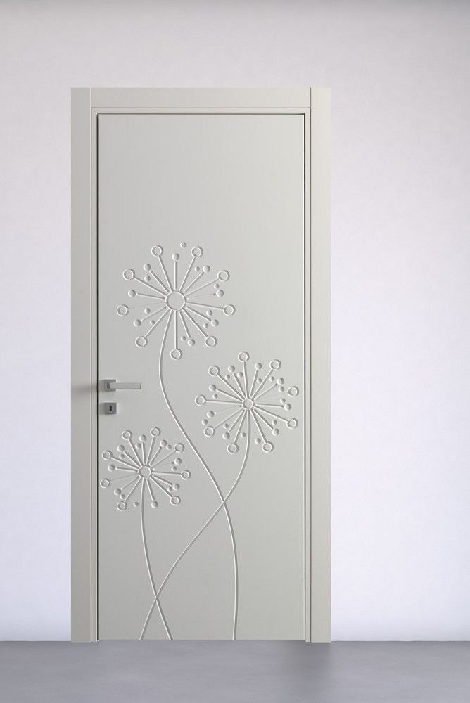 The doors as a means to adorn our living, working or contract spaces - New collections by Bertolotto Porte presented in Milan #door #white @bertolottoporte
