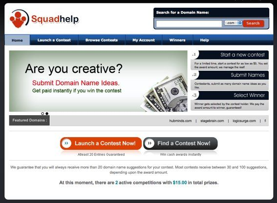 Lovely Brand Name Ideas Httpwwwsquadhelpcom. Web Design ...