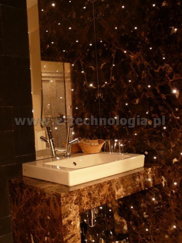 dekoracje w łazienkach - łazienka inspiracje - łazienka galeria e-technologia