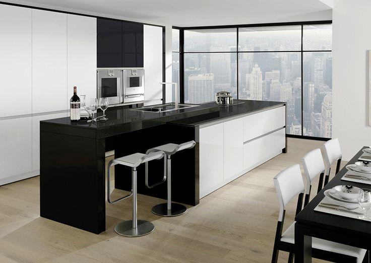 ... Barrique Design Kuche Wein Hausbillybullock   Moderne Kuchenmobel  Piqudoca Puristische Asthetik Eleganz ...