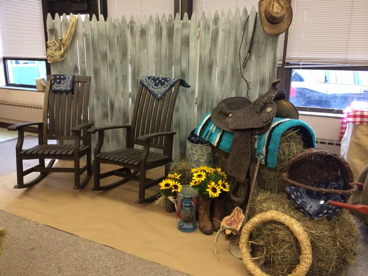Classroom Decor Cape Town ~ Best family reunion western theme images on pinterest