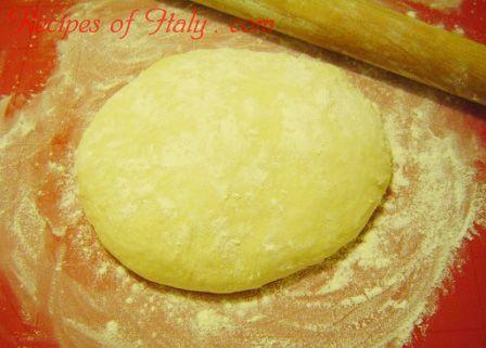 Traditional Italian Quick and Easy Pizza Dough (Massa per la Pizza Facile e Veloce)   Enjoy this authentic Italian recipe from our kitchen to yours. Buon Appetito!