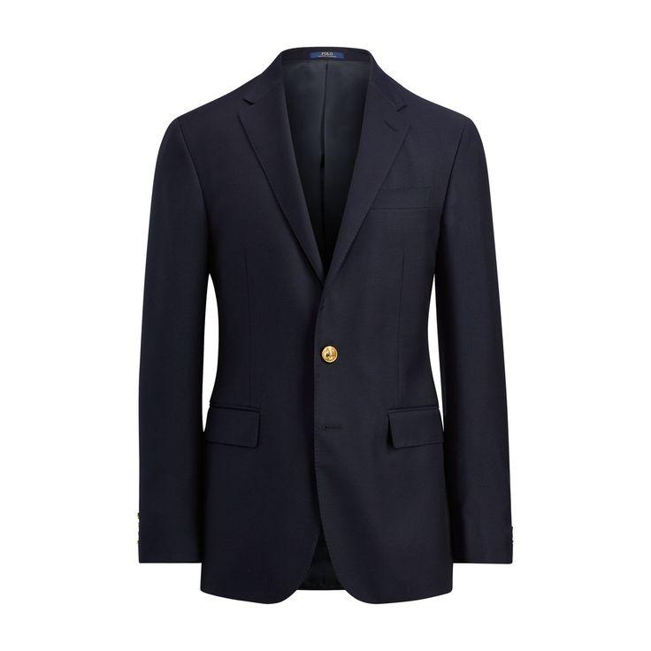 Polo Ralph Lauren - Polo Wool Twill Sport Coat