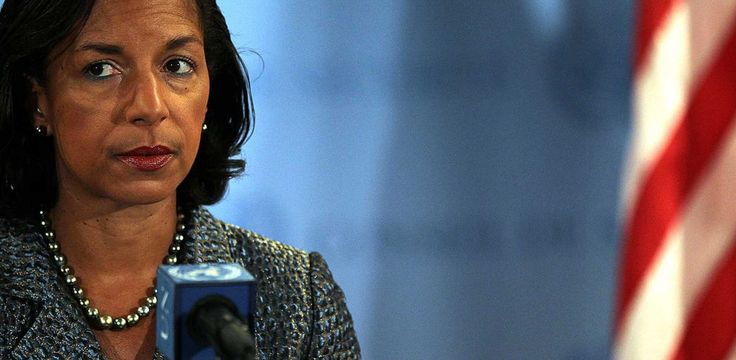 Obama's National Security Advisor Susan Rice Says GOP Is Targeting Her Because She's Black And A Woman ... is that all you have, Susan?  Try again, traitor.