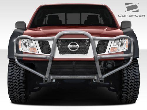"2005-2015 Nissan Frontier / 2005-2012 Nissan Pathfinder Duraflex 3.5"" Off Road Bulge Front Fenders - 2 Piece"