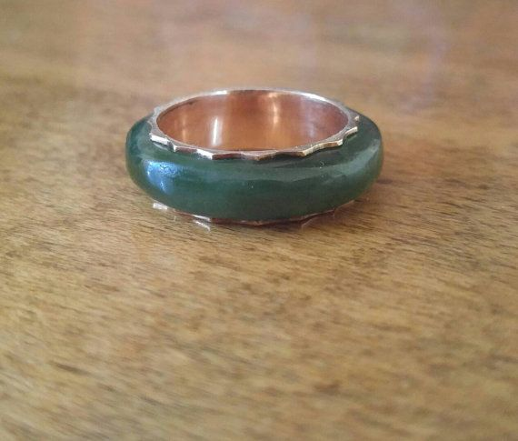 Hey, I found this really awesome Etsy listing at https://www.etsy.com/ca/listing/449772406/vintage-jade-14kt-yellow-gold-ring