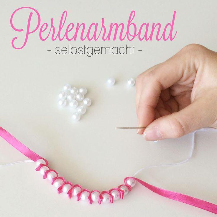 DIY Perlenarmband