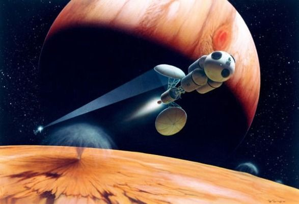 Let's go to Mars! The future of space travel