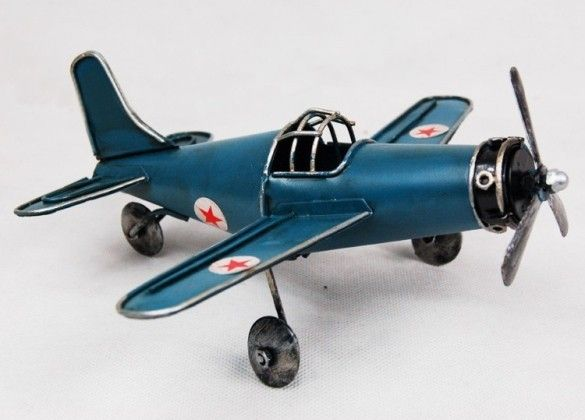 Antique Airplane Tricycle : Best images about handmade tin model on pinterest