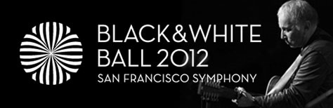 Black & White Ball with Paul Simon - SF Symphony