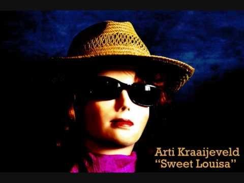 "YouTube hitsingel van Arti Kraaijeveld,""Sweet Louisa""."