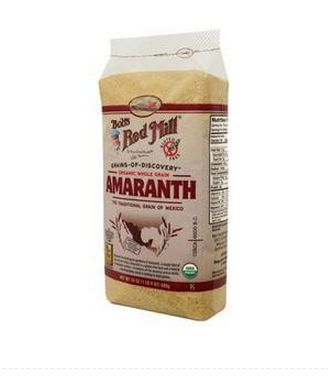 Amaranth grain - a whole grain (and gluten free grain) to add to your diet - Amaranth grain – it's packed with fiber, minerals, amino-acids and more Amaranth grain (or more accurately seed, it is not a grain) is a tiny powerhouse that packs a whopping punch in terms of nutrition (see this and this).  http://www.foodsniffr.com/blog/amaranth-whole-grain-and-gluten-free-grain-to-add-to-your-diet/