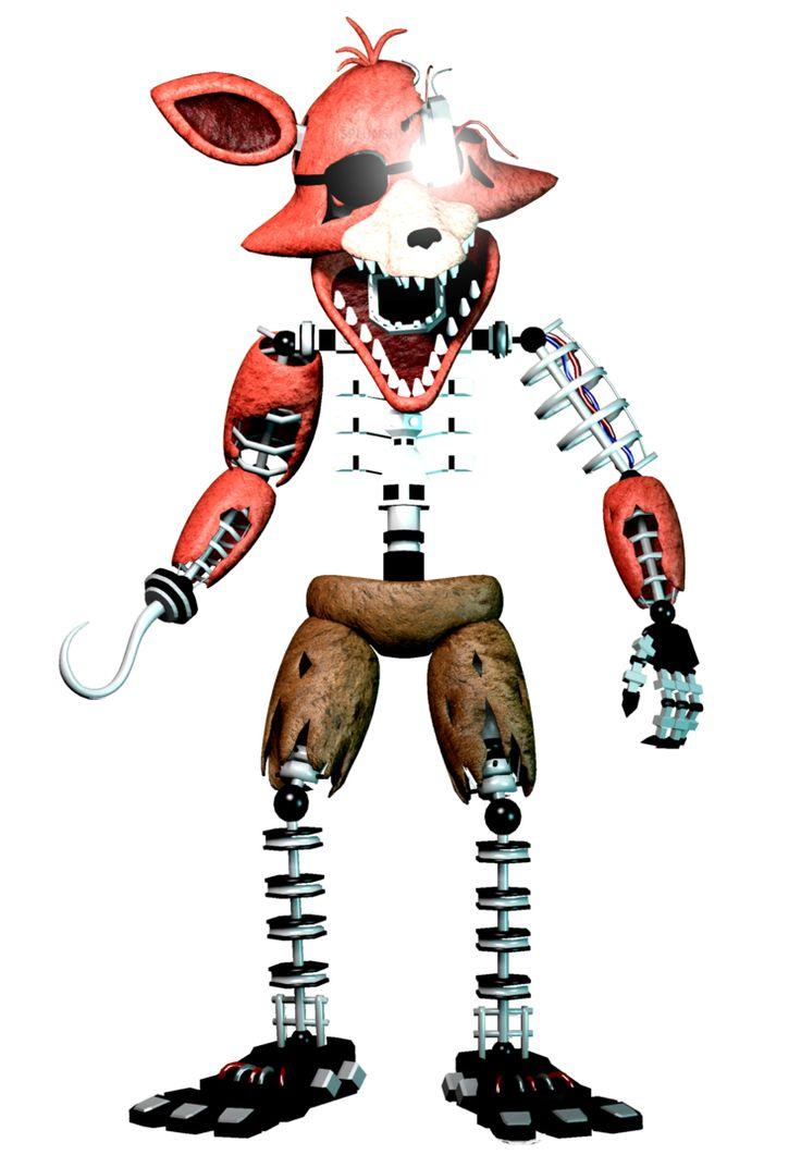 On devianart. Ignited Foxy model. | Awesome | Pinterest ... |Ignited Foxy Full Body