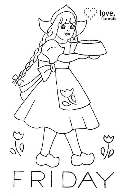 1000  images about dutch designs to color or stitch on