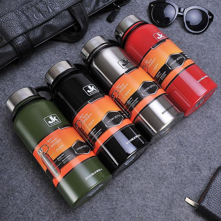 4 Types And Colors Creative Large Capacity Cup New Insulation Pot Stainless Steel Vacuum Insulation Cup Outdoor Sports Cup Sports Water Bottles Water Bottle Sport Insulation Cup Online with $20.0/Piece on Bestfor4you's Store   DHgate.com