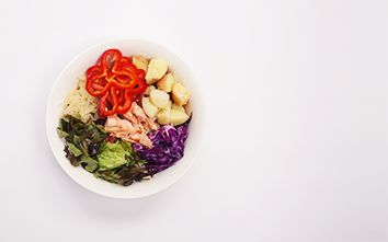 How To Build Your Own Nourishment Bowl!