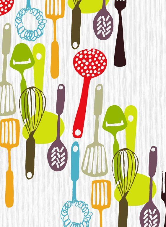Patrick Edgeley 'Kitchen Utensils'